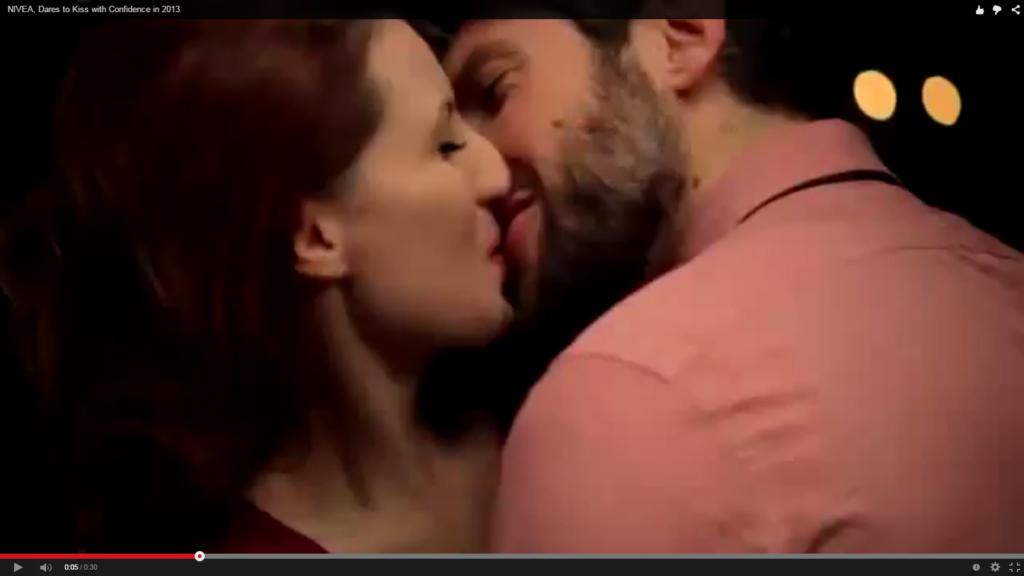 Marco Biagioli nivea dare to kiss (2)