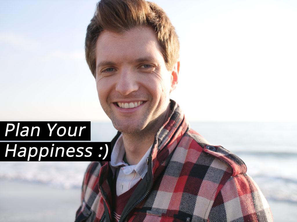 Marco Biagioli - Plan Your Happiness